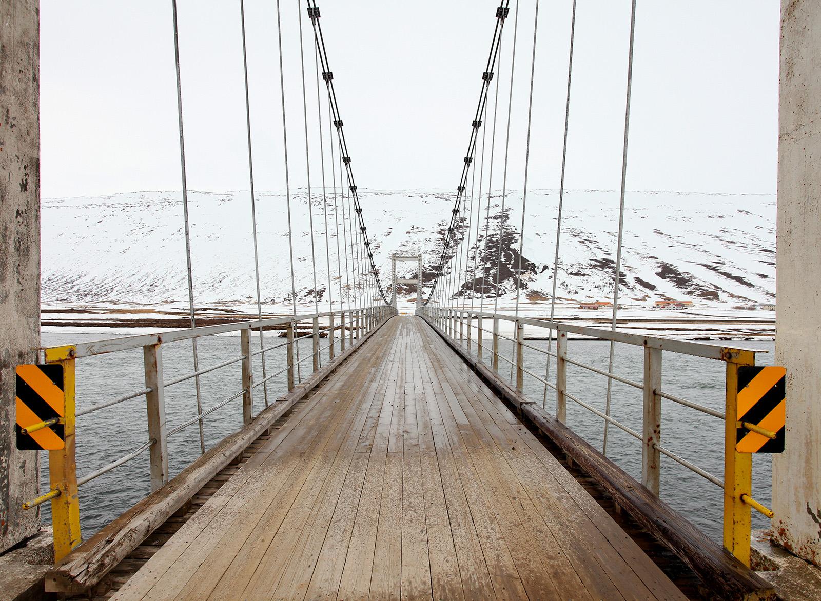Bridge Iceland